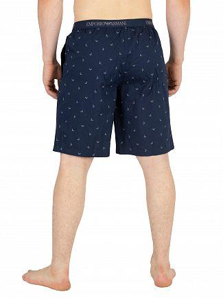 Emporio Armani Marine Bermuda Pyjama Shorts