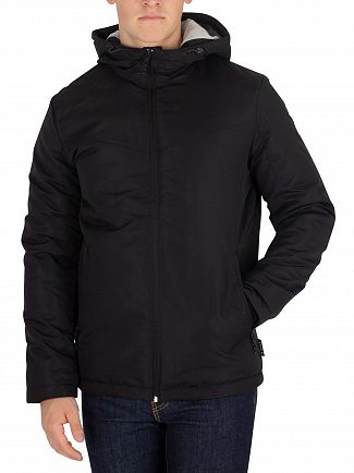 Jack & Jones Black Barkley Jacket