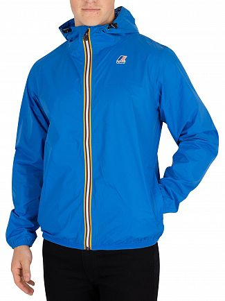 K-Way Blue France Le Vrai 3.0 Claude Jacket