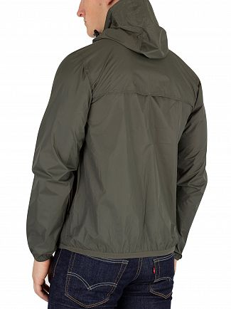 K-Way Black Torba Le Vrai 3.0 Claude Jacket
