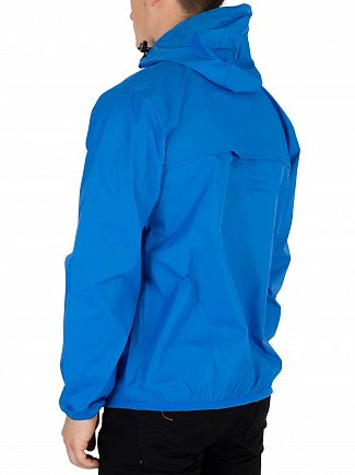 K-Way Blue France Le Vrai 3.0 Leon Jacket