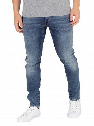G-Star Medium Aged D-Stag 3D Skinny Jeans