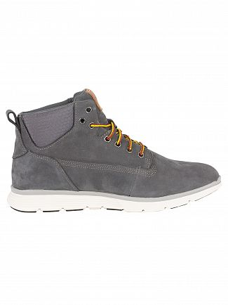 Timberland Gunmetal Killington Chukka Boots