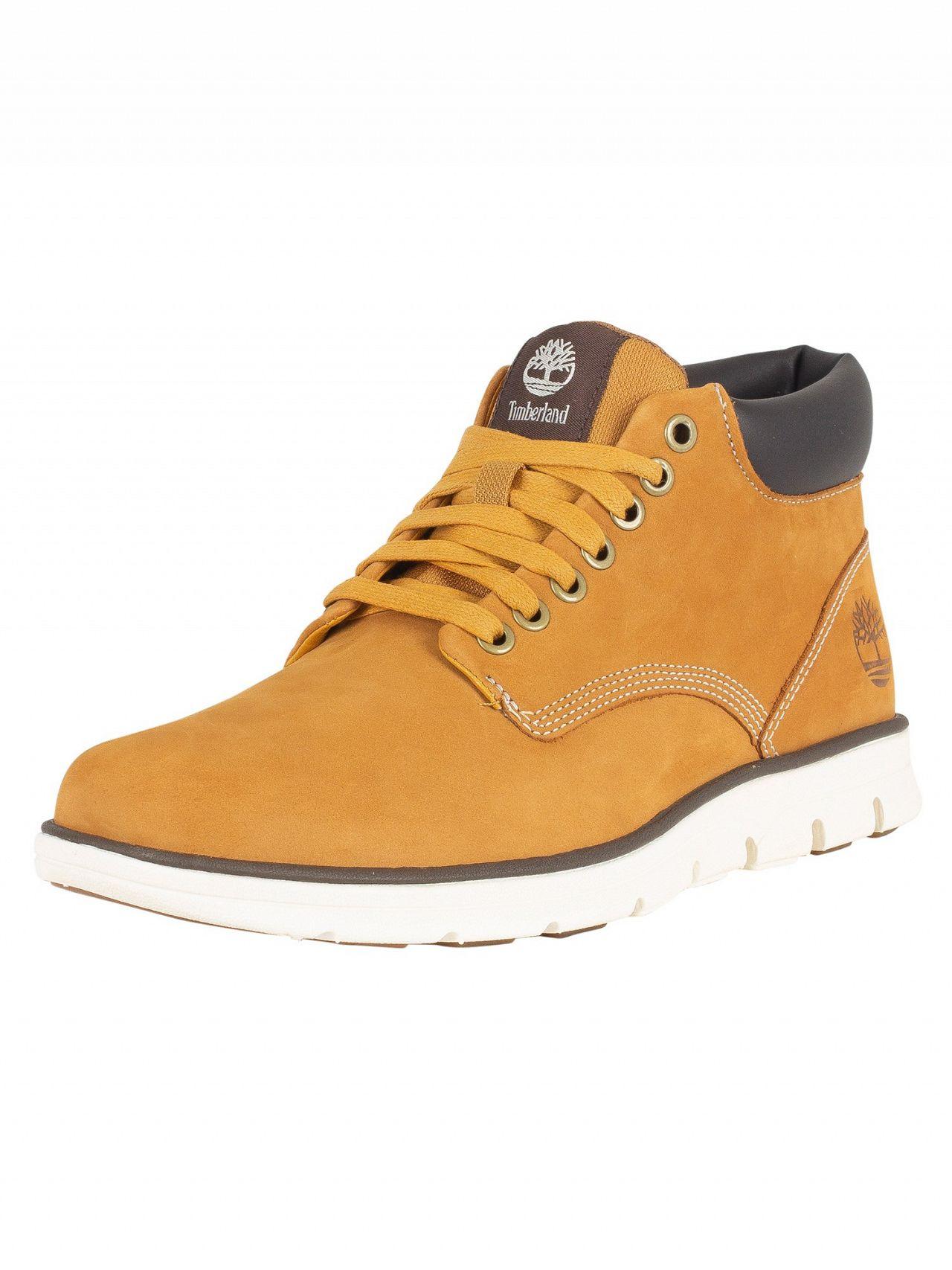 bc154616ce1 Timberland Wheat Bradstreet Chukka Boots