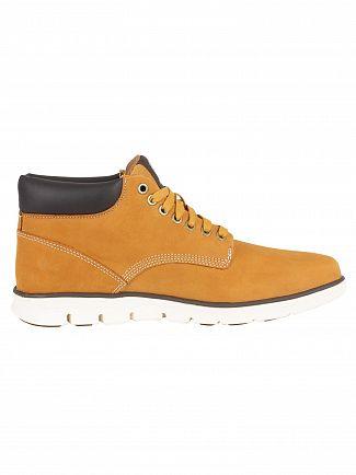 Timberland Wheat Bradstreet Chukka Boots