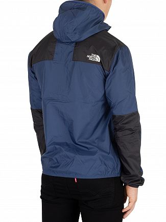 The North Face Shady Blue 1985 Mountain Jacket