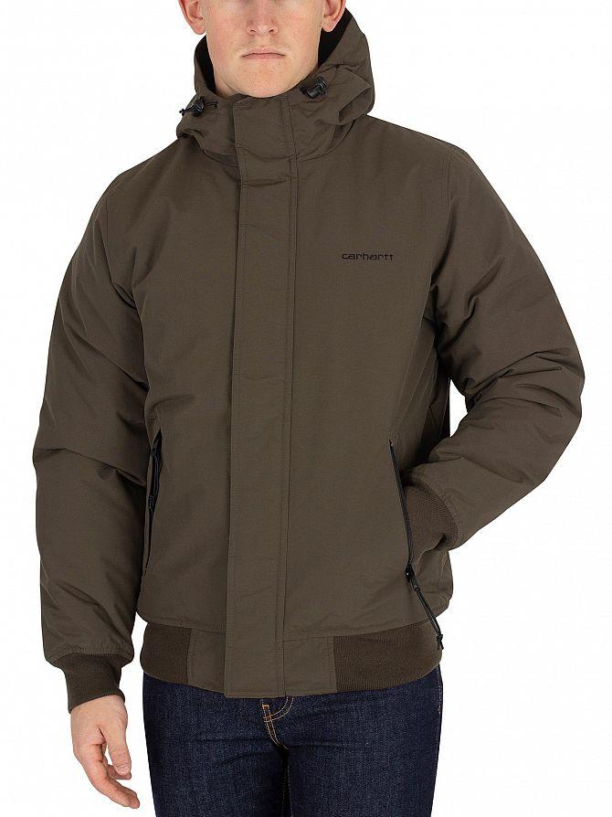 Carhartt WIP Cypress / Black Kodiak Blouson Jacket