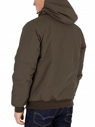 Carhartt WIP Cypress / Black Kodiak Blouson Jacket