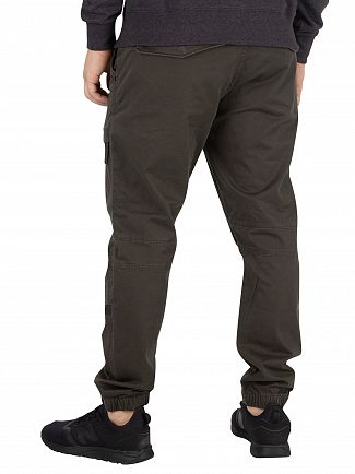 G-Star Asfalt Rackam Straight Tapered Cuffed Cargos