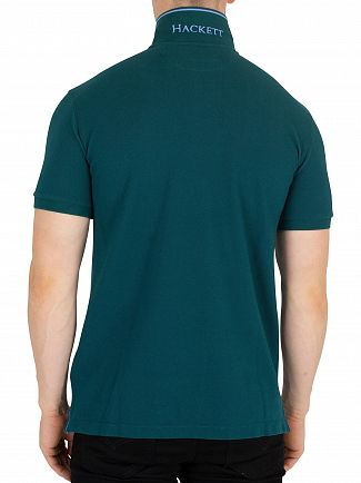 Hackett London Petrol New Classic Polo shirt
