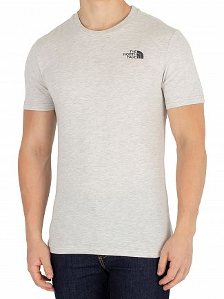 The North Face Wild Oat Heather Simple Dome T-Shirt