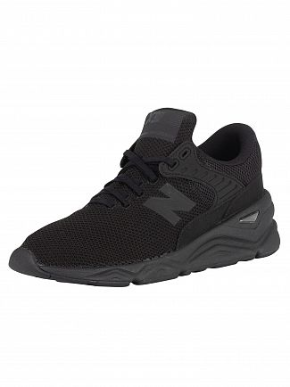 New Balance Black X-90 Trainers