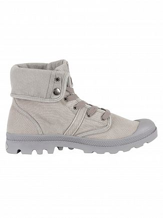 Palladium Titanium/Hight Rise Pallabrouse Baggy Boots