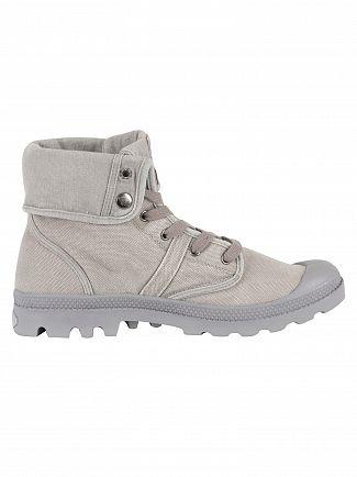 Palladium Titanium/Hight Rise Pallabrouse Baggy Boots