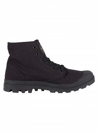 Palladium Black Pampa Hi Mono Boots