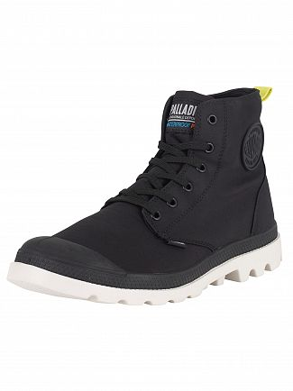 Palladium Black/Moonbeam Pampa Puddle Lite WP WB Boots
