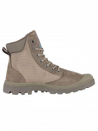Palladium Fallen Rock/Bungee Cord Pampa Sport Cuff WPN Boots