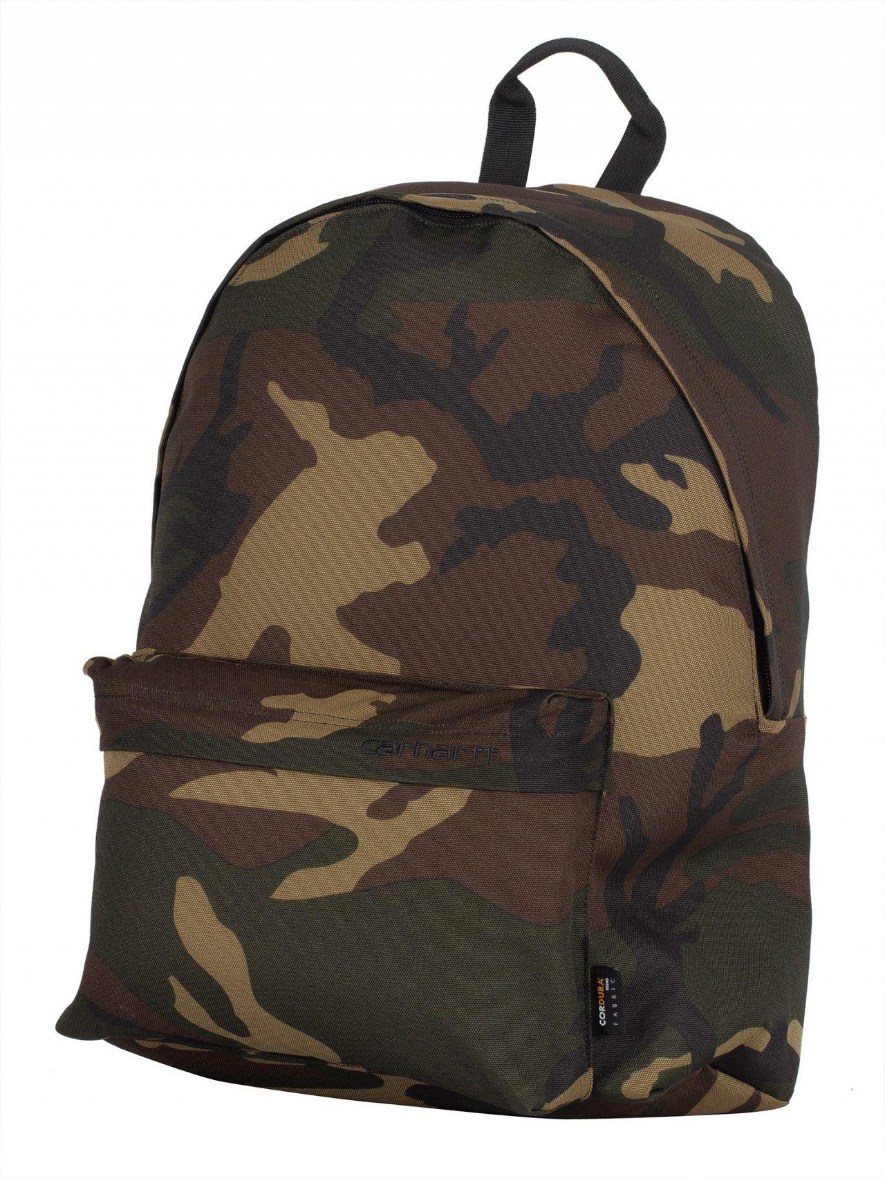 Carhartt WIP Camo Laurel Black Payton Backpack