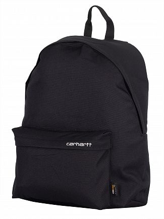 Carhartt WIP Black/White Payton Backpack