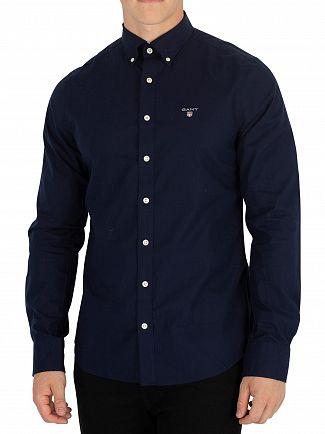 Gant Marine The Broadcloth Slim Shirt