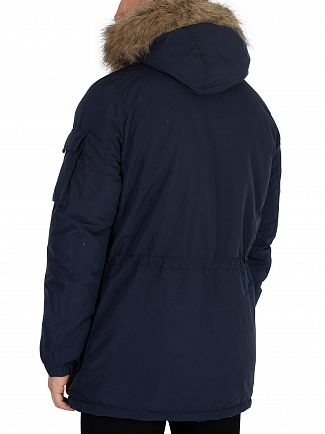 Jack & Jones Total Eclipse Latte Parka Jacket