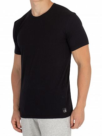 Calvin Klein Black Crew Neck T-Shirt