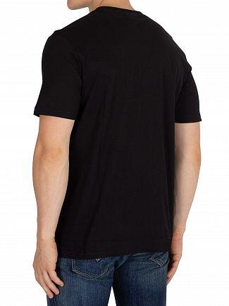 Fila Vintage Black/White/Red Eagle T-Shirt