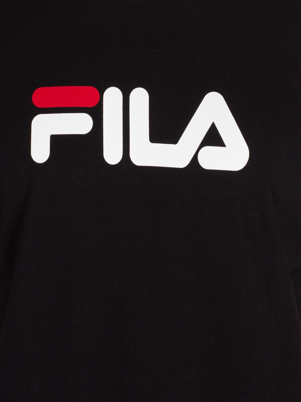 5758811f03214 Fila Black/White/Red Eagle T-Shirt | Standout