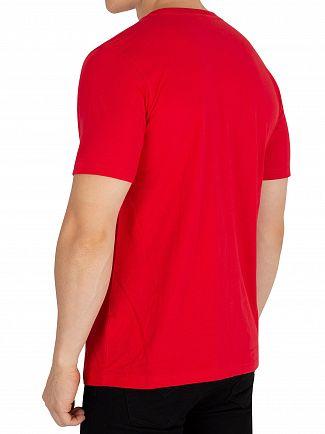 Fila Vintage Red/Black/White Eagle T-Shirt