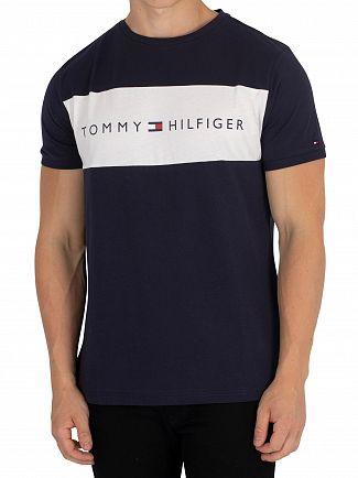 Tommy Hilfiger Navy Blazer Graphic T-Shirt