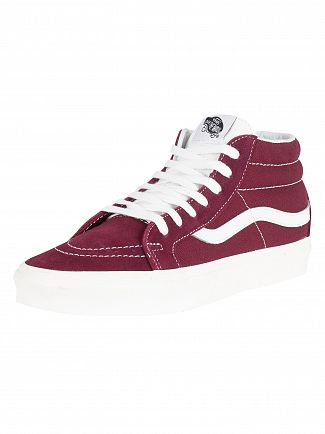Vans Port Royale Sk8-Mid Reissue Suede Trainers