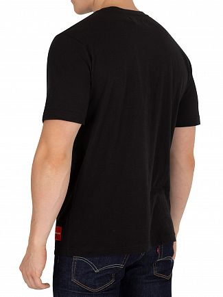 Calvin Klein Jeans Black Monogram T-Shirt