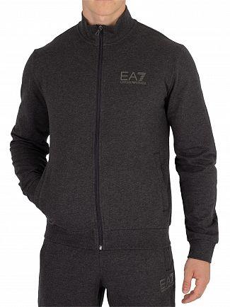 EA7 Carbon Melange Tracksuit