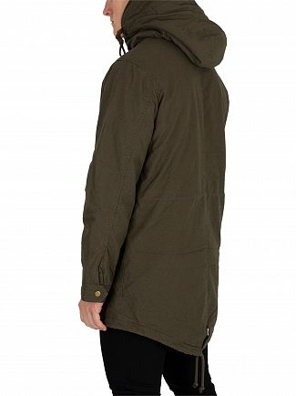 Jack & Jones Forest Night New Bento Parka Jacket