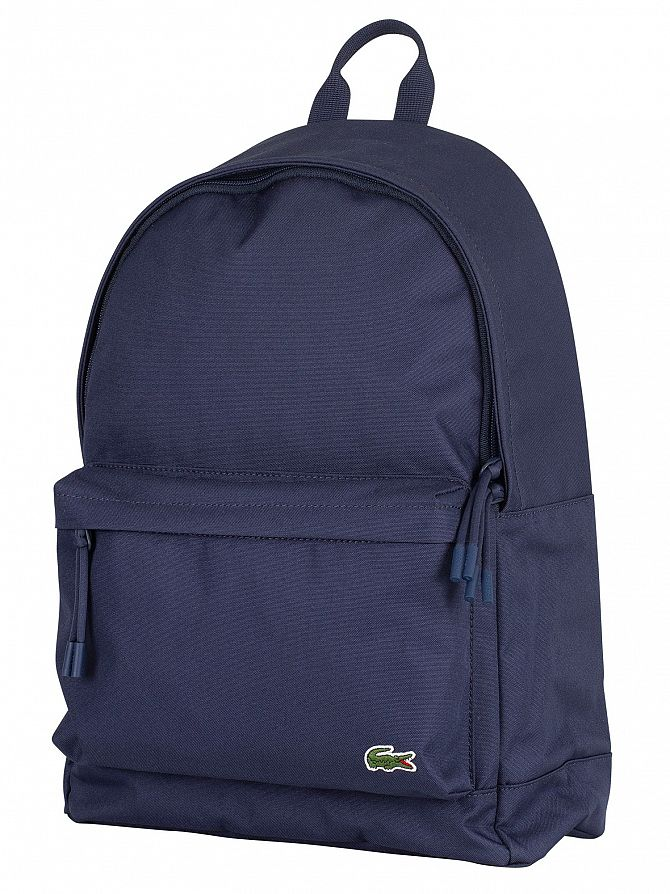 Lacoste Peacoat Backpack