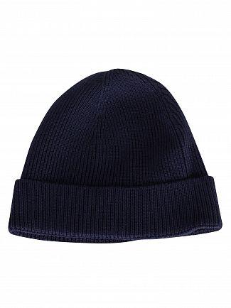 Lacoste Marine Beanie Hat