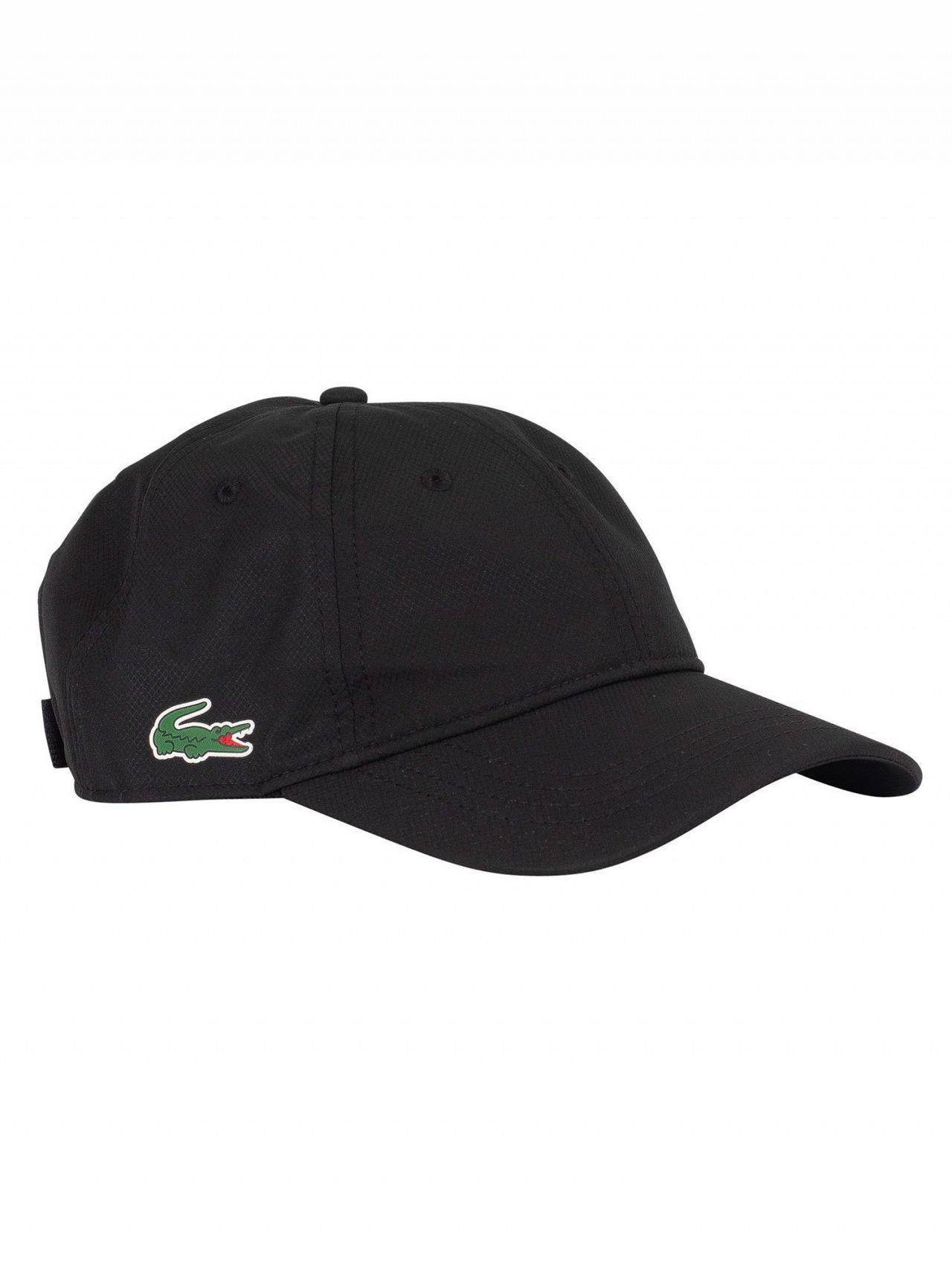 Lacoste Black Small Logo Baseball Cap. Tap to expand fb53b542761