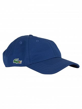 Lacoste Blue Small Logo Baseball Cap