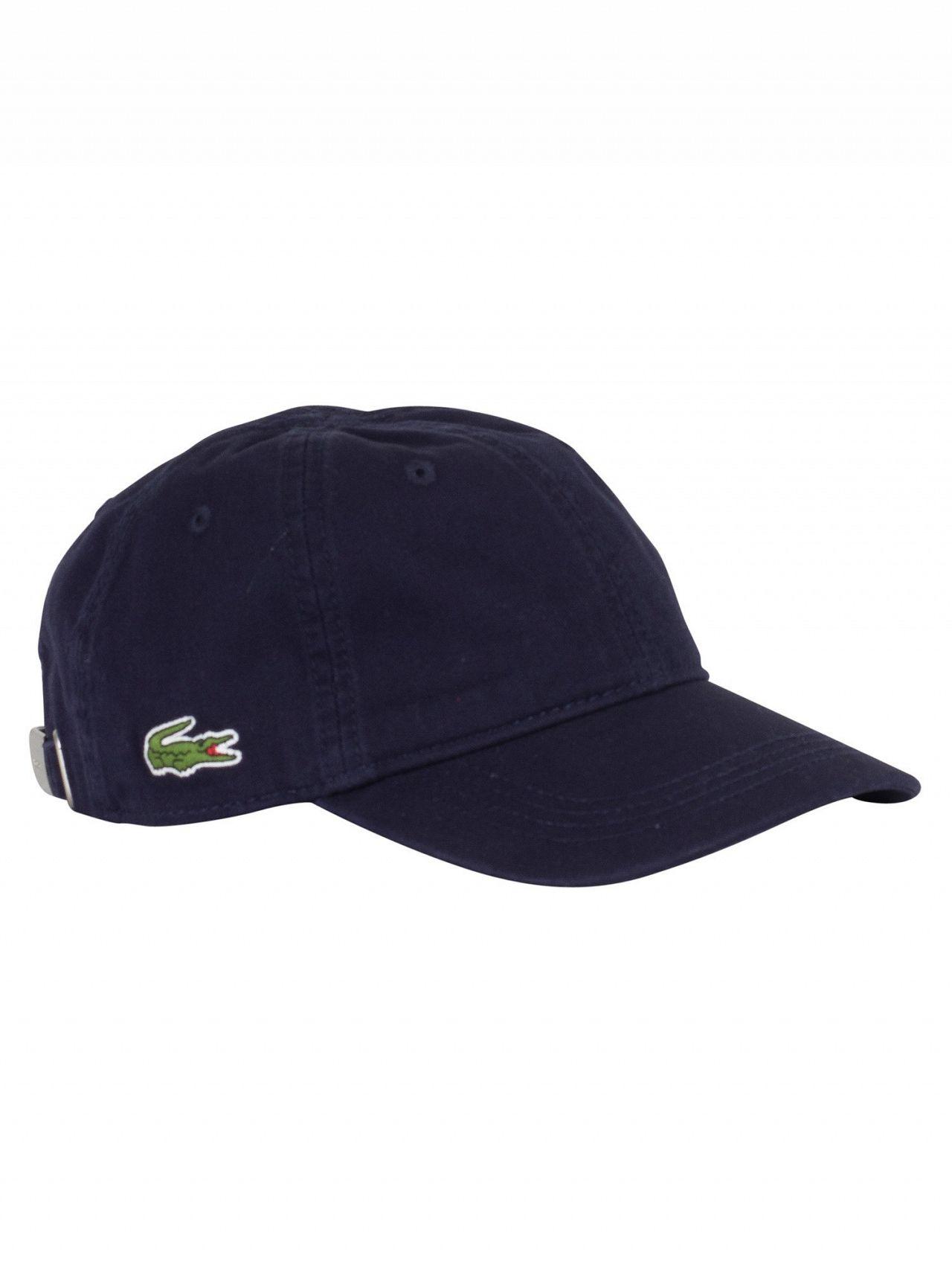 Lacoste Marine Small Logo Baseball Cap. Tap to expand 0d17c1e3b63