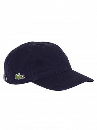 Lacoste Marine Small Logo Baseball Cap