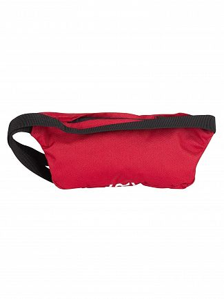Levi's Brilliant Red Banana Sling Bag