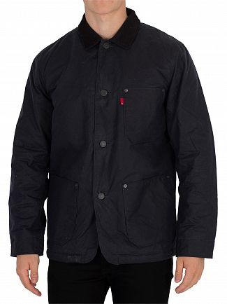 Levi's Sky Captain Sherpa Engineers Jacket