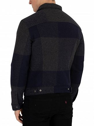 Levi's Gelada Original Wool Trucker Jacket