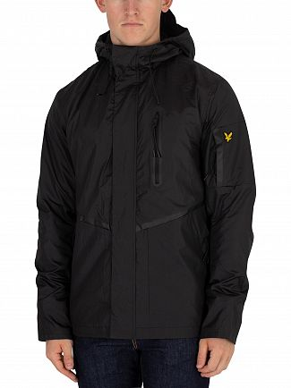 Lyle & Scott True Black Casuals Jacket
