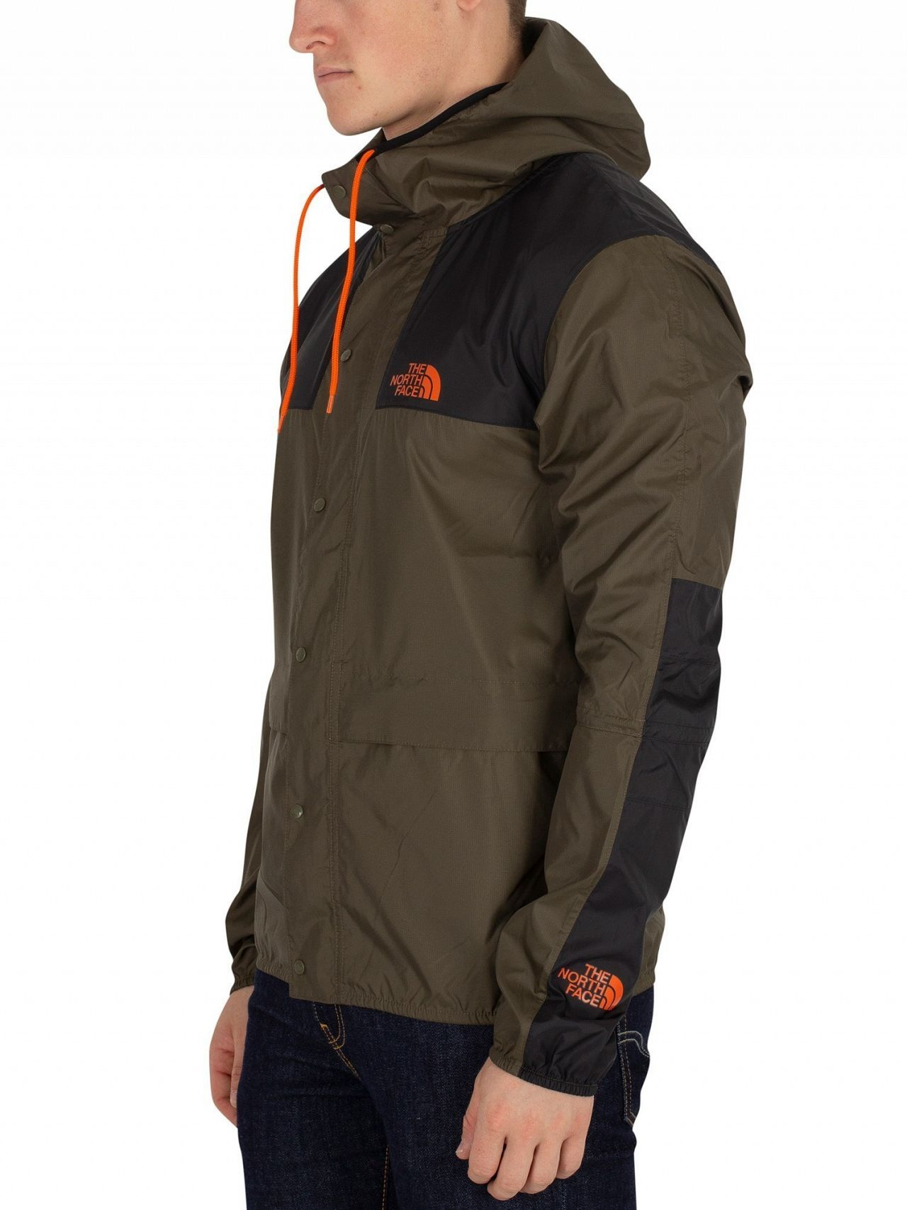 68b3c6ce80 The North Face Green 1985 Mountain Jacket