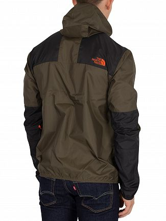 The North Face Green 1985 Mountain Jacket