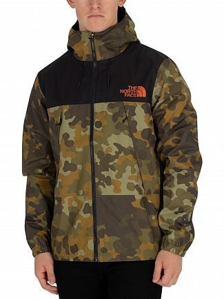 The North Face Camo 1985 Mountain Jacket