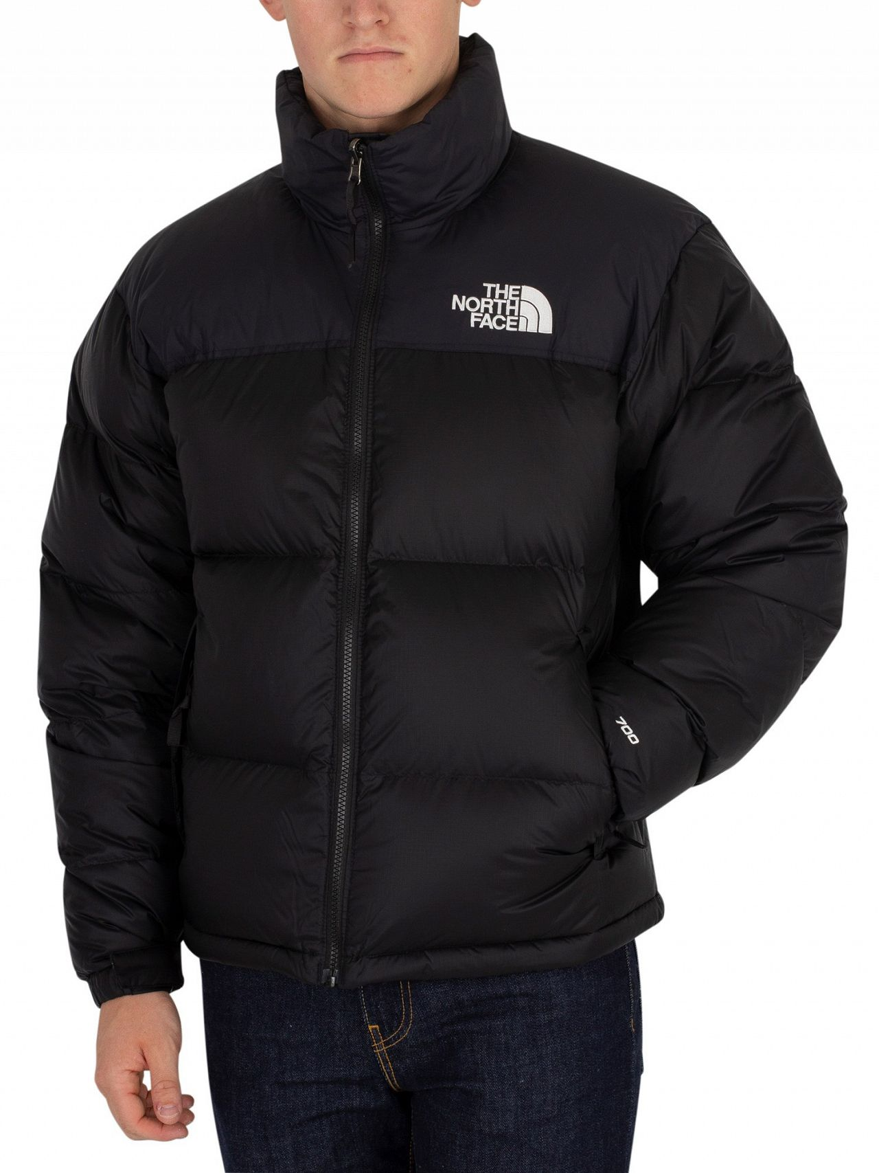 01e763a8f The North Face Black 1996 Retro Nuptse Jacket