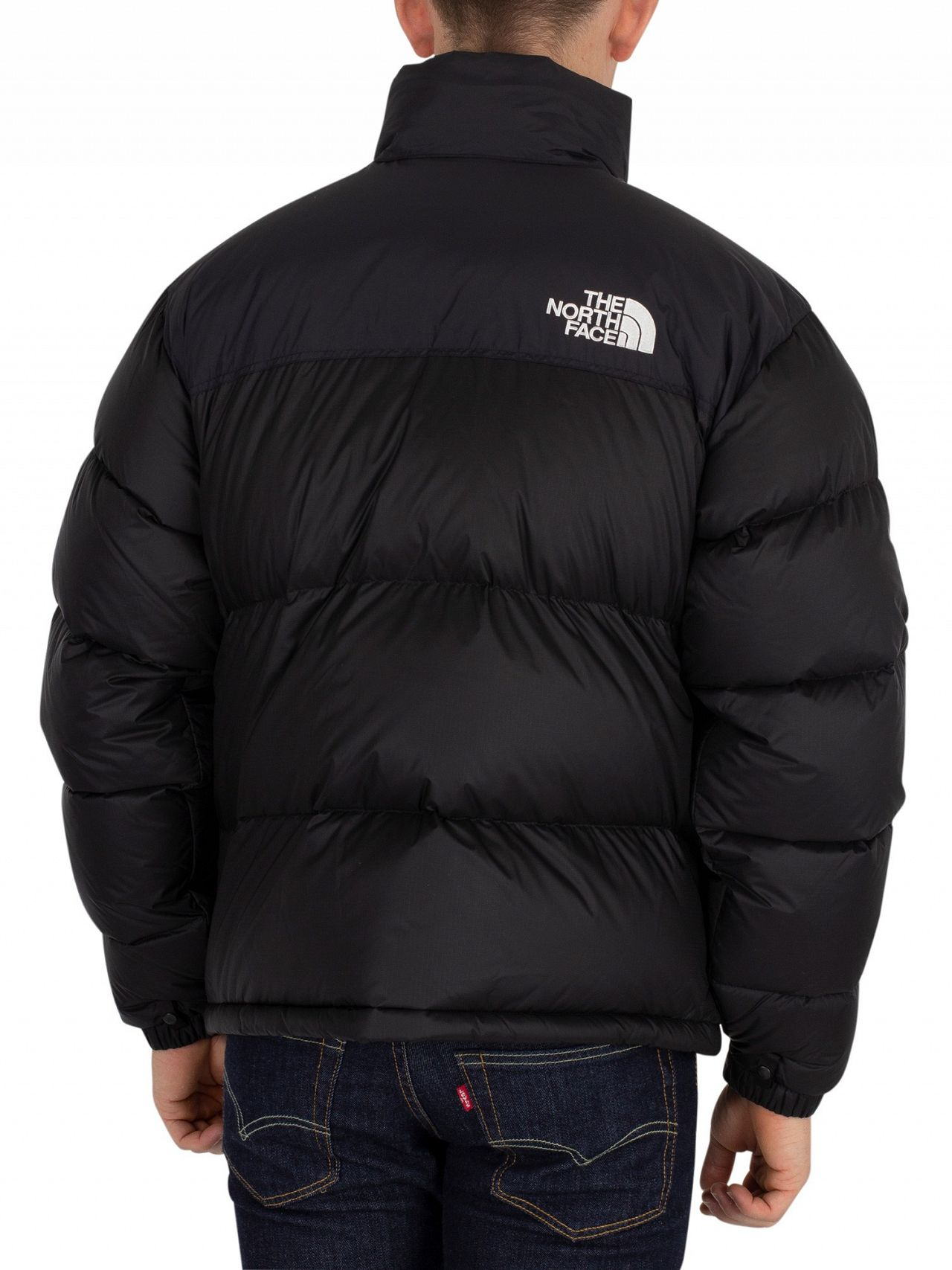 e93b5c3e81c6 ... low price the north face black 1996 retro nuptse jacket e5d43 d79a3