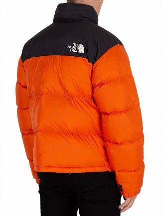 The North Face Persian Orange 1996 Retro Puffer Jacket